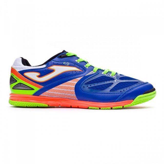 Joma Chaussure de foot en salle Lozano Bleu-Orange Taille 44