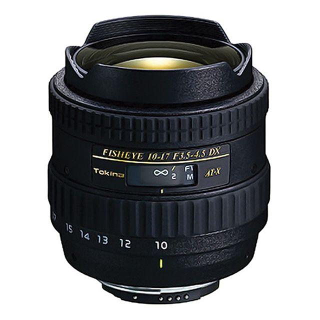 Tokina Objectif At-x Af Dx 10-17mm Nikon