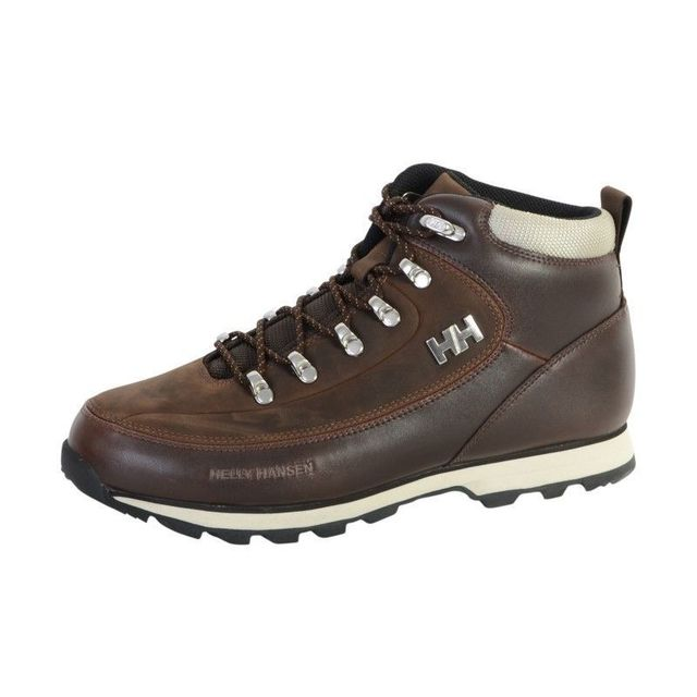 Helly Hansen Chaussure The Forester Coffe Bean pas cher
