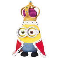 Mondo - Minions - Moi, Moche et Méchant - Peluche King Bob 25 cm