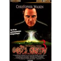 Concorde Home Entertainment Gmbh - God'S Army Iii-die Entscheidung DVD, IMPORT Allemand, IMPORT Dvd - Edition simple