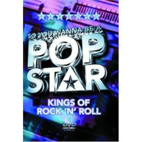 Pickwick - So You Wanna Be A Pop Star - Kings Of Rock 'N' Roll IMPORT Anglais Dvd - Edition simple