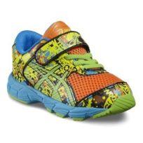 Asics - Chaussures Gel-noosa Tri 11 Ts orange vert enfant