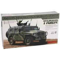 """Meng Model - Meng 1:35 Russian Armored High-mobility Vehicle Gaz-233014 Sts """"TIGER"""" Vs-003 JAPAN Import"""