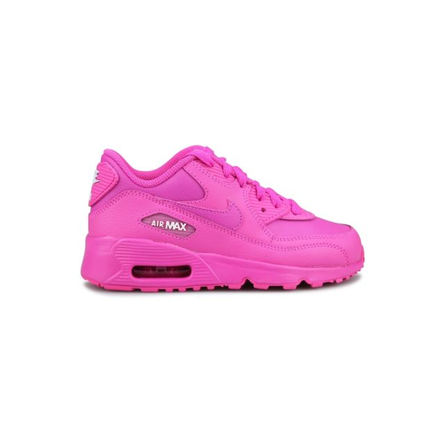 best cheap cc109 51e9e Nike - Air Max 90 Ltr Enfant Fushia 833377-603