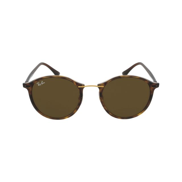 81c58720a63052 Ray-Ban - Ray Ban - Lightray Rb4242 710 73 Havane - Or - Lunettes de ...