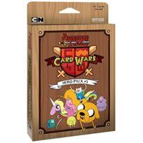 Cryptozoic Entertainment - 330364 - Jeu De Cartes - Adventure Time Card Wars - Hero Pack , 1