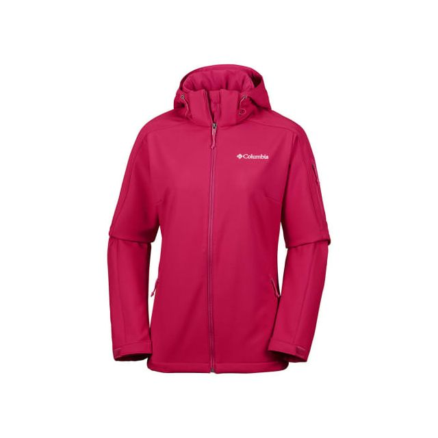 columbia coupe vent homme rouge