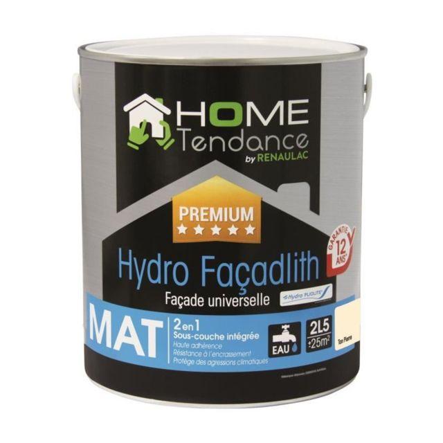 Home Tendance Peinture Façade Universelle Hydro Façadlith