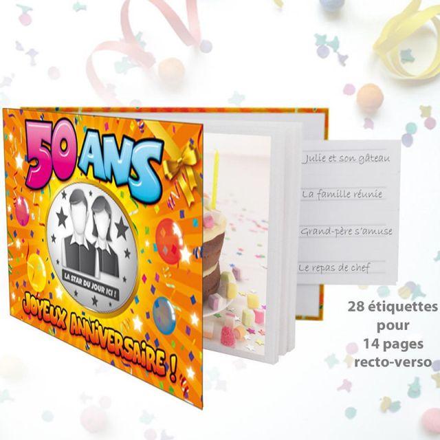 Kas Design Album Photos Joyeux Anniversaire - Albums Photos Anniversaire 50 Ans - Albums Photos Anniversaire 50 Ans