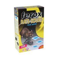 Ferox - appât rat et souris pâte 10x30g - pat1