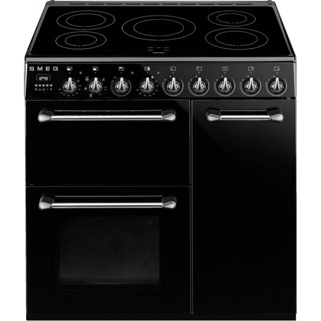Cuisini re 90 cm for Piano de cuisine smeg