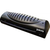 Pavo - Plastifieuse A4 pour particulier et petite entreprise - 160 mic - noir
