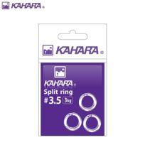 Kahara - Anneau Split Ring Silver