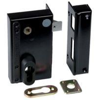 Dom Metalux - Serrure en applique à fouillot modulable Nd10 Axe 45 mm gauche