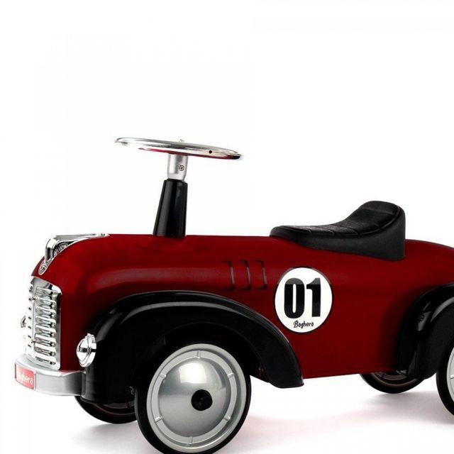 Baghera - Porteur Speedster Dark red - pas cher Achat   Vente Chevaux à  bascule, porteurs - RueDuCommerce 688f370f4f1