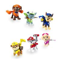 Spin Master - Paw Patrol - Pat'Patrouille - Pat'Patrouille-Figurine sac à dos transformable
