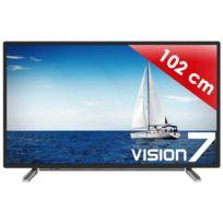 Grundig - Vision 7 40 Vlx 7730 Bp - 102 cm - Smart Tv Led - 4K Uhd