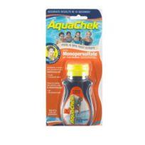 Astral - Flacon de 50 bandelettes analyse oxygène actif/ pH /TAC pour piscine