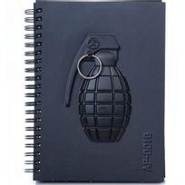 Manta design - Carnet grenade