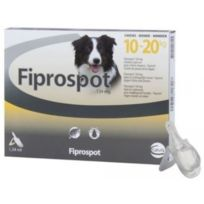 Ceva - Fiprospot Chien Taille Moyenne 6 Pipettes