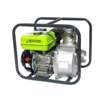 Varanmotors - Pompe à eau thermique Motopompe 60.000 l/h 6.5PS Essence
