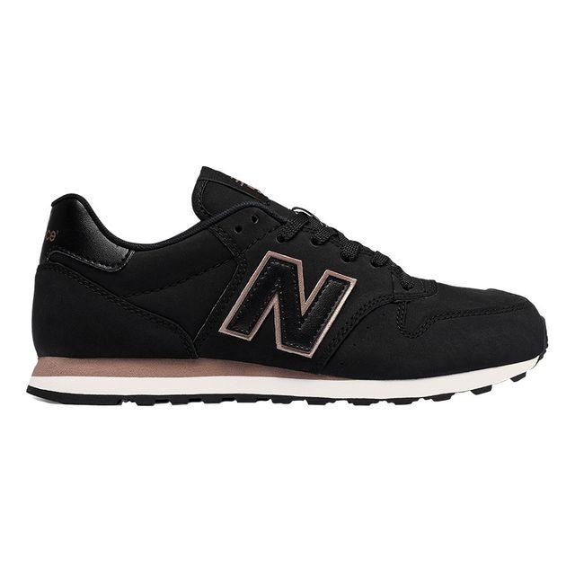 new balance gm500 cuir noir