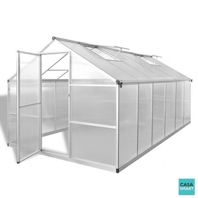 serres polycarbonate exterieur. Black Bedroom Furniture Sets. Home Design Ideas