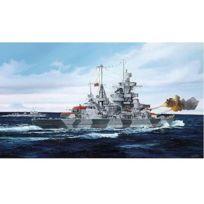 Trumpeter - Maquette bateau : Croiseur de bataille allemand amiral Hipper 1941