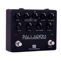 Seymour Duncan - Palladium Gain Stage Bk