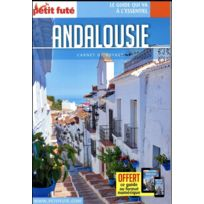 Le Petit Fute - Guide Petit Fute ; Carnets De Voyage ; Andalousie édition 2018