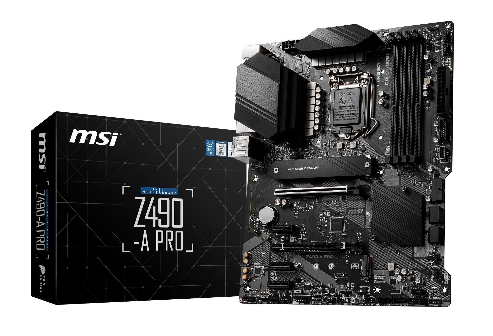 Z490-A PRO - ATX