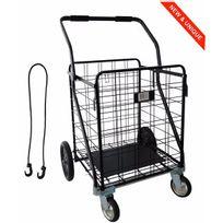 chariot de course achat chariot de course pas cher rue. Black Bedroom Furniture Sets. Home Design Ideas