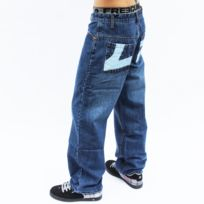 Lordz - Jeans baggy Hi-Five Dark