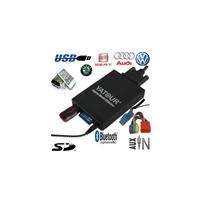 Auto-hightech - Adaptateur Interface Autoradio iPod Aux Volkswagen 8pin New Beetle, Bora, Golf 4, Lupo, Passat B5, Polo 4, T5, Sharan