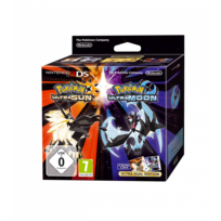 NINTENDO - POKEMON LUNE ULTRA + POKEMON SOLEIL ULTRA DELUXE DUAL - 3DS