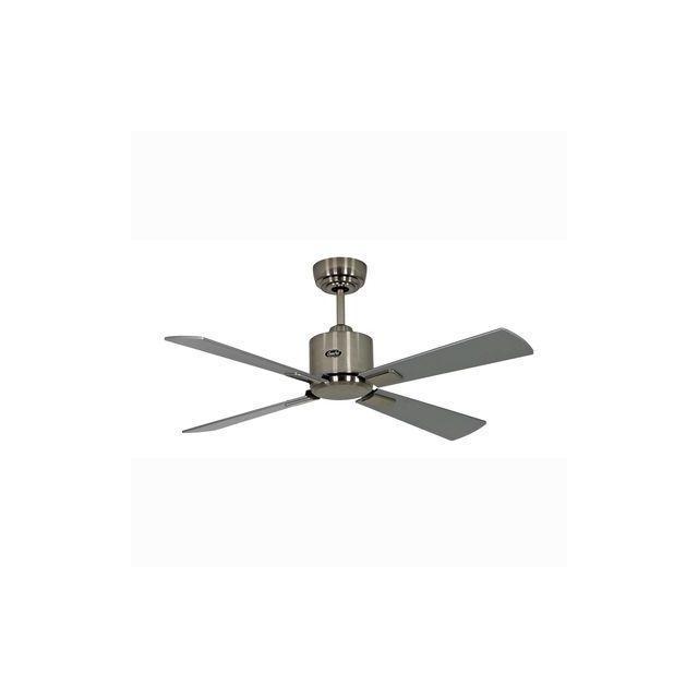Kit d/'éclairage LED pour ventilateur de plafond CasaFan Eco Plano II Gris clair