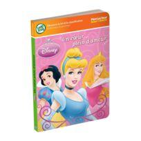 Leapfrog - Livre Scout & Violette : Le tri et la classification avec les Princesses Disney