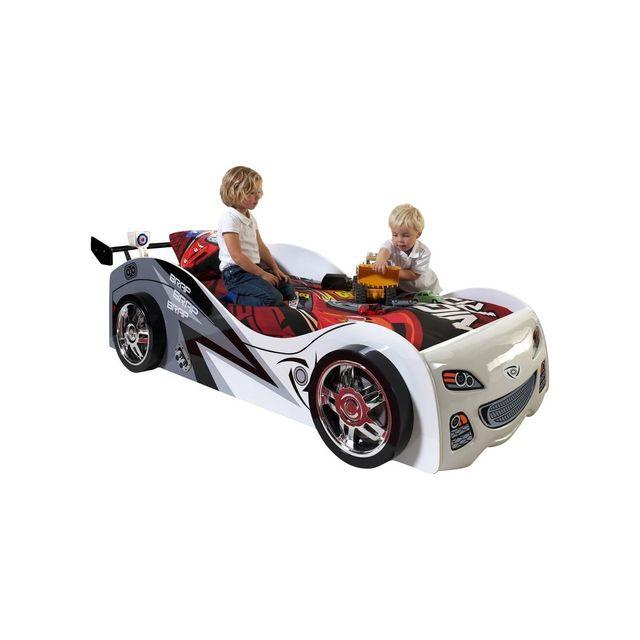 Vipack Funbeds Lit voiture Brap Brap