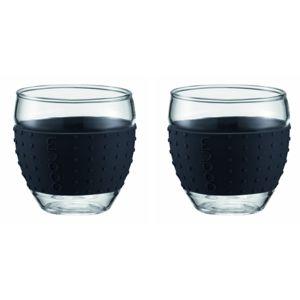 bodum set de 2 tasses caf 10cl noir 11165 01 pas cher achat vente tasse rueducommerce. Black Bedroom Furniture Sets. Home Design Ideas