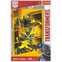 Trefl - 15290 - Puzzle Classique - Transformers - 160 PiÈCES