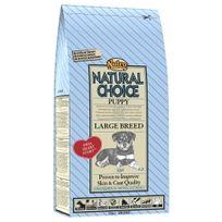 Nutro Natural Choice - Croquettes au Poulet et Riz pour Grand Chiot - 2Kg