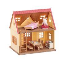 SYLVANIAN FAMILIES - Set cottage cosy - 5242