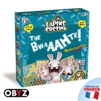 """OBYZ - Lapins Cretins - Jeu de plateau - 20 Jeux classiques """"The Bwaahte"""" - SMIJDP005"""