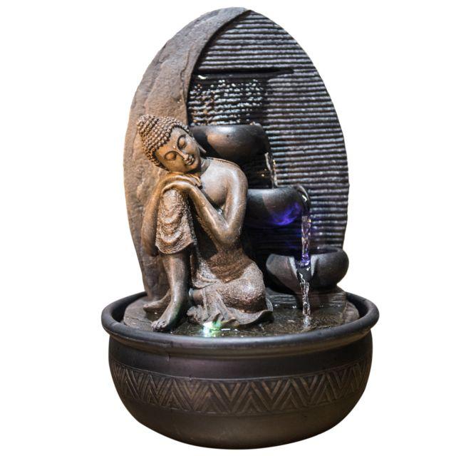 zen arome fontaine intrieur bouddha zendo toku