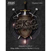 Z-man Games - King Commands, The