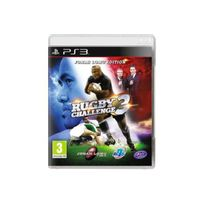 Bigben - Jeu Ps3 Rugby Challenge 3