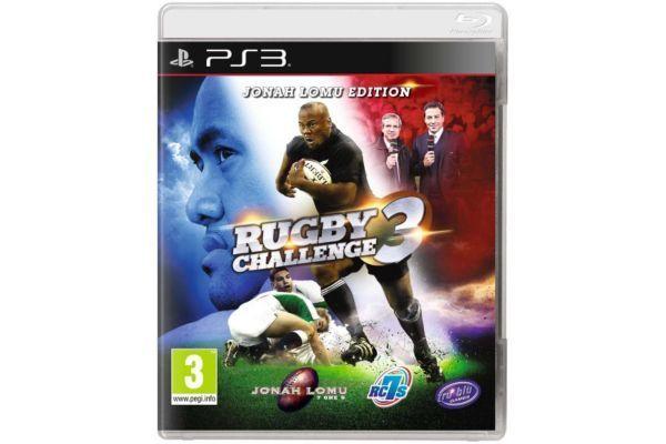 bigben jeu ps3 rugby challenge 3 pas cher achat vente jeux ps3 rueducommerce. Black Bedroom Furniture Sets. Home Design Ideas