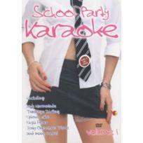 Pickwick - School Disco Karaoke - Vol. 1 IMPORT Anglais Dvd - Edition simple