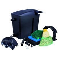 Vimeu-Outillage - Ubbink Filtramax 12500 Filtration de bassin Plus-set avec Uvc